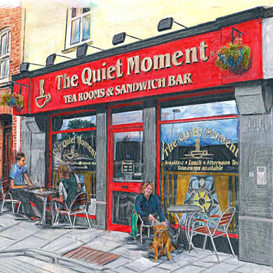The Quiet Moment Tea Rooms - Lower Main Street Letterkenny