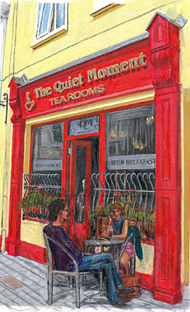 The Quiet Moment Tea Rooms Upper Main Street Letterkenny